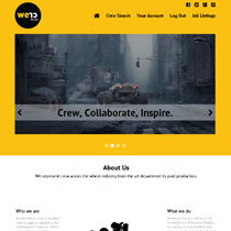 Wecrew4u Website